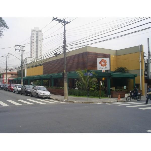 Cobertura de Toldo em Brasilândia - Cobertura de Toldo