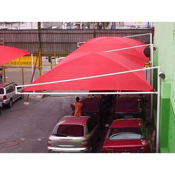 Cobertura para Estacionamento em Santo Amaro - Cobertura Estacionamento Condomínio