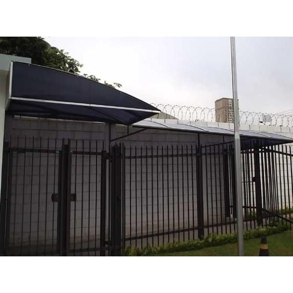 Coberturas em Policarbonato Preço no Campo Belo - Cobertura de Policarbonato no Vale do Paraíba