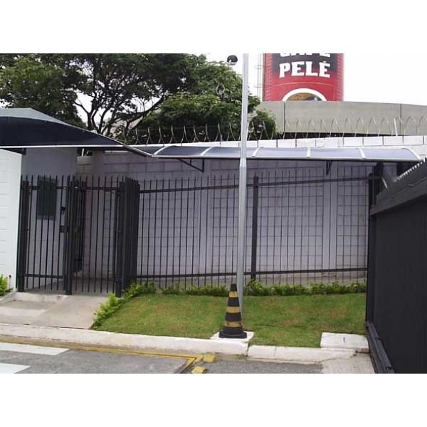 Coberturas em Policarbonato Preços no Parque São Lucas - Cobertura de Policarbonato no Vale do Tietê