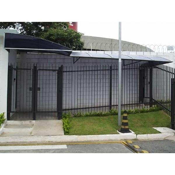 Coberturas em Policarbonato Valor no Jaguaré - Toldos de Policarbonato Preço