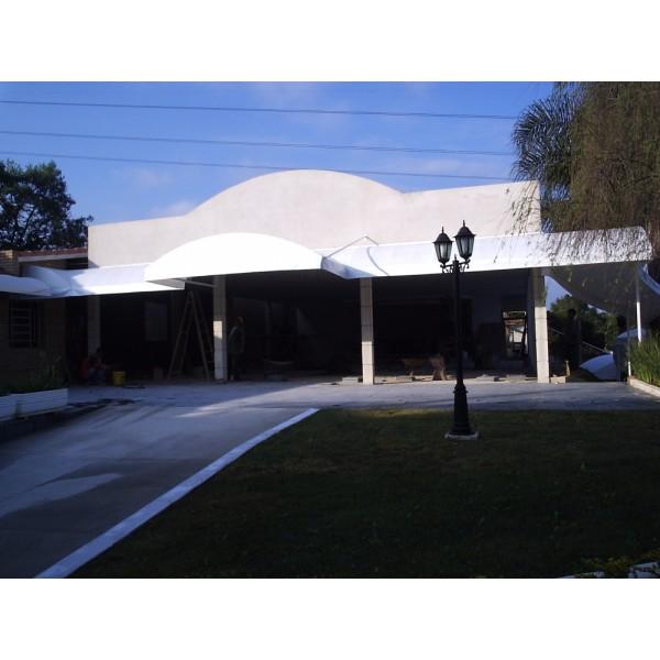 Coberturas Estacionamento Valor no Cambuci - Tela para Cobertura de Estacionamento