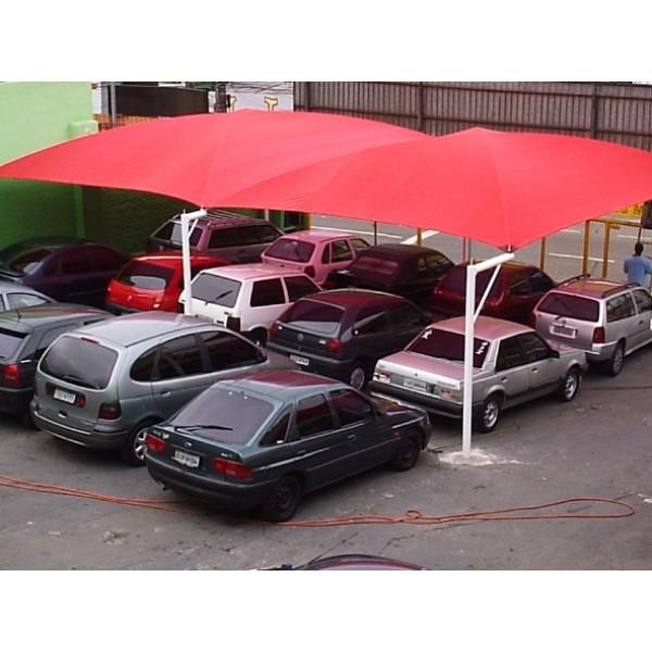 Coberturas para Estacionamento no Grajau - Sombreiro Estacionamento