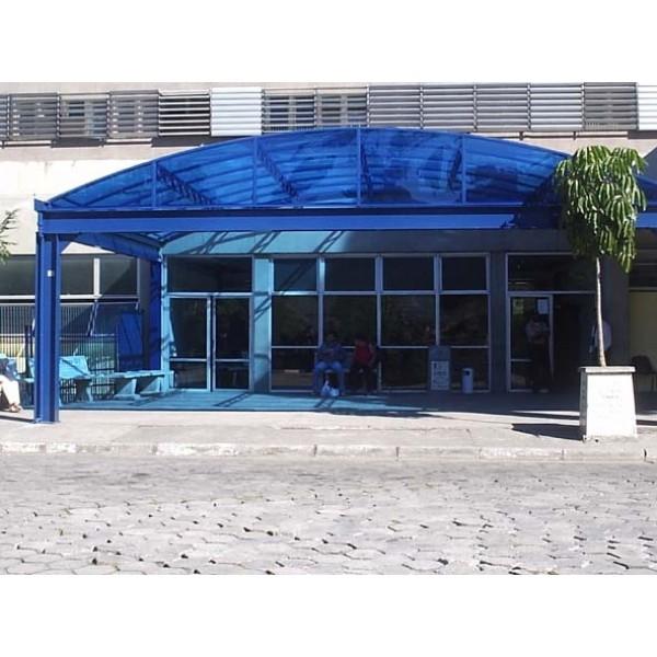 Coberturas Policarbonato em Vargem Grande Paulista - Cobertura para Garagem em Policarbonato