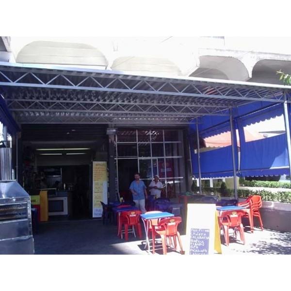 Lona Toldo Valores em Santa Isabel - Preço Toldo de Lona