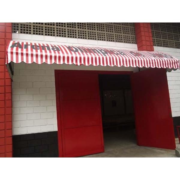 Preços Toldos de Lona em Santana - Toldos em Lona Preço