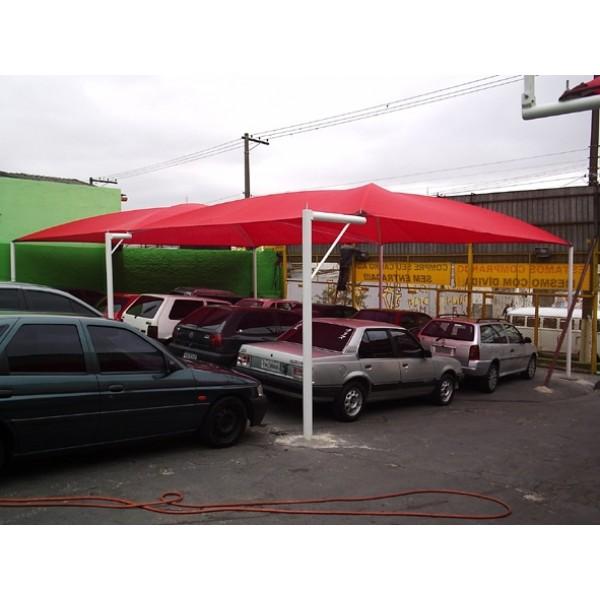 Sombreiro Estacionamento Preço na República - Toldo de Estacionamento