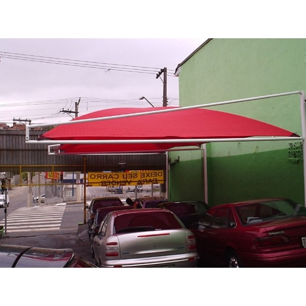Sombreiro Estacionamento Preços no Rio Pequeno - Cobertura Estacionamento Condomínio