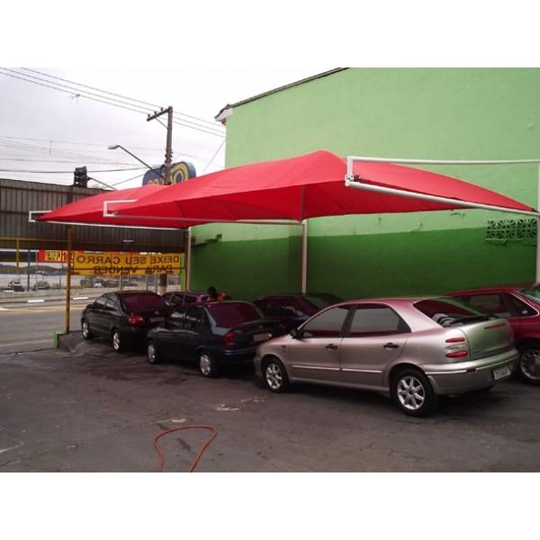 Sombreiro Estacionamento Valor no Jardim São Luiz - Cobertura para Estacionamento de Condomínio