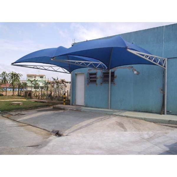 Sombreiro para Estacionamento em Pinheiros - Cobertura para Estacionamentos