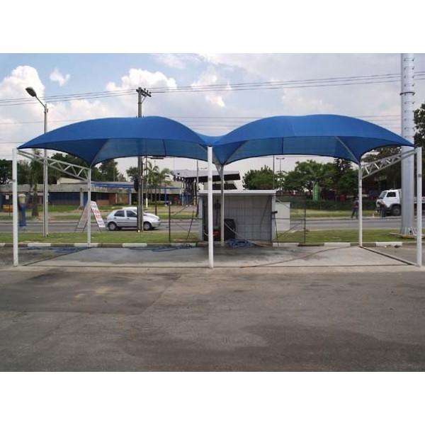 Tela para Cobertura de Estacionamento em José Bonifácio - Toldo de Estacionamento