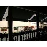Cobertura Lona Retrátil valor na Cidade Tiradentes