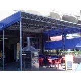 Cobertura para Estacionamento de Carros preços na Cidade Patriarca