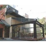 Cobertura para Estacionamento de Condomínio valores em Santa Isabel