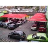 Cobertura para Estacionamentos preço na Cidade Dutra
