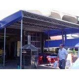 Coberturas de Estacionamento preços no Grajau