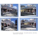 Coberturas e Toldos valores na Vila Maria