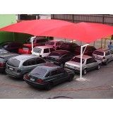 Coberturas para Estacionamento no Grajau