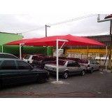 Sombreiro Estacionamento preço em Guararema