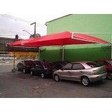 Sombreiro Estacionamento valor em Santo André