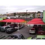Toldo de Estacionamento preço em Cachoeirinha