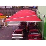 Toldos e Coberturas para Estacionamentos em Biritiba Mirim