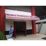 Toldos em Lona Preços em Santana de Parnaíba