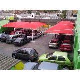 Toldos para Estacionamento em Sumaré