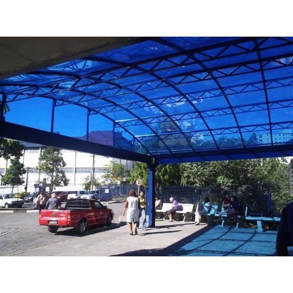 Toldo de Policarbonato em Santa Isabel - Cobertura para Garagem em Policarbonato