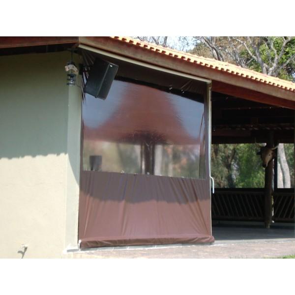 Toldo Retrátil Transparente Preço no Rio Grande da Serra - Cobertura de Lona Retrátil