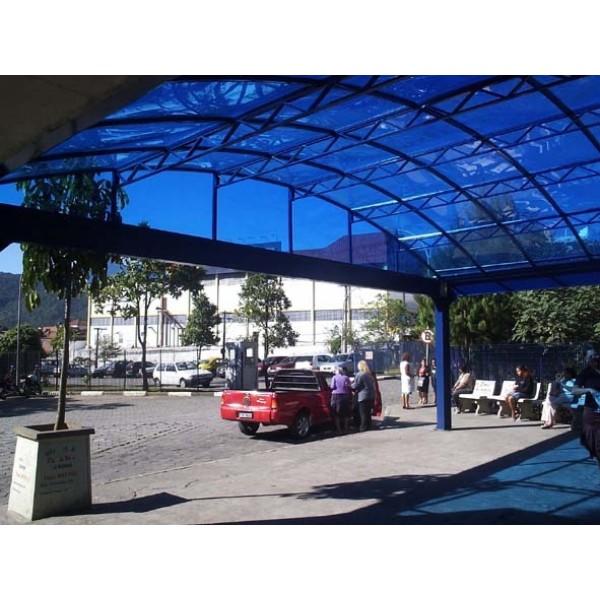 Toldos de Policarbonato no Capão Redondo - Policarbonato para Toldo