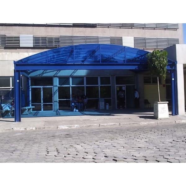 Toldos Policarbonato Valor em São Lourenço da Serra - Policarbonato para Toldo