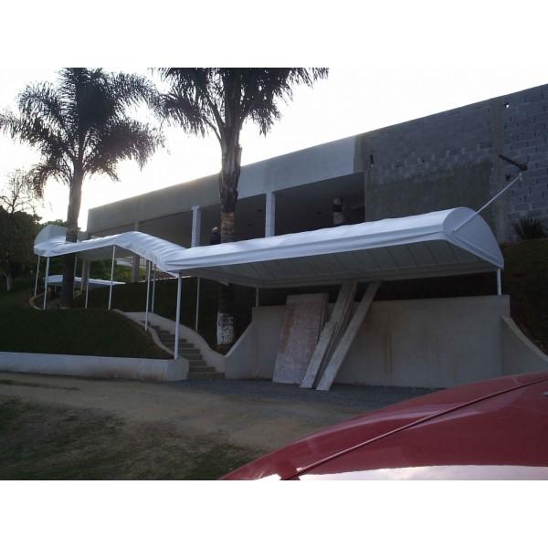 Valor de Toldos de Lona no Jardim Iguatemi - Toldos de Lona Preço
